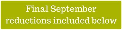 Final September reductions banner tariff page Ocean Blue tap for details