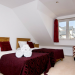 gulland twin bedroom Ocean Blue holiday cottage