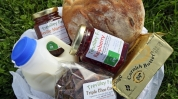 Trevilley Farm essentials hamper