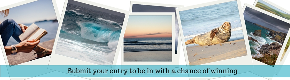 Ocean Blue Cornwall photography competition