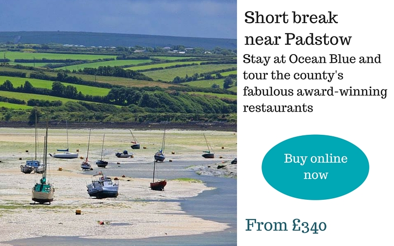 Padstow estuary Cornwall