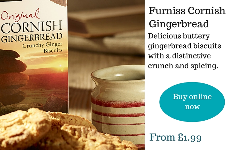 Furniss Gingerbread biscuits