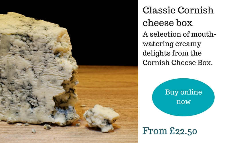 Cornish cheese gift box