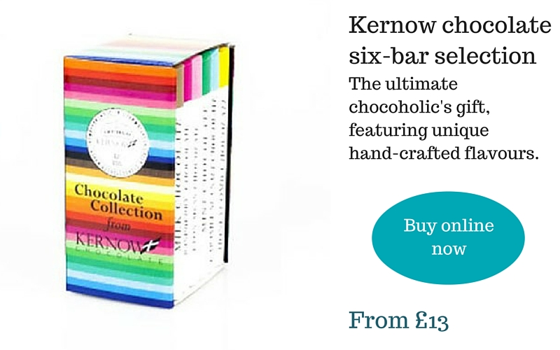 Kernow chocolate selection box