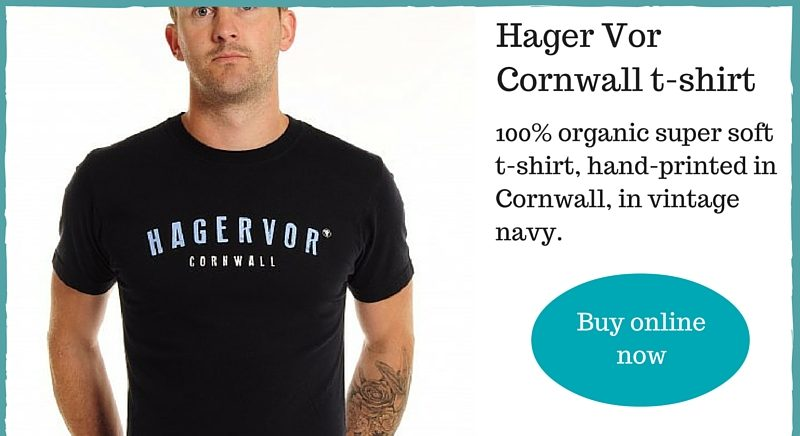 Hager Vor gifts for men made in Cornwall
