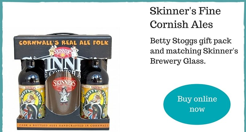 Cornish ale gift pack
