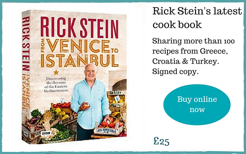 Men's gift guide made in Cornwall - Rick Stein