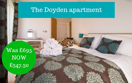 Doyden apartment near Padstow