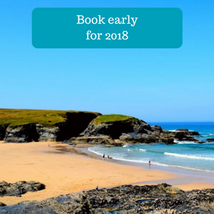 2018 holidays in Cornwall
