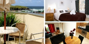 Luxury self-catering apartments near Padstow Cornwall