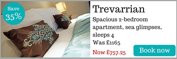 Trevarian apartment near Padstow