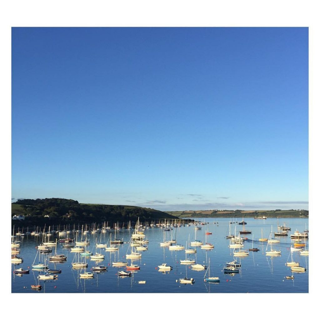 St Mawes by Karen Hambly