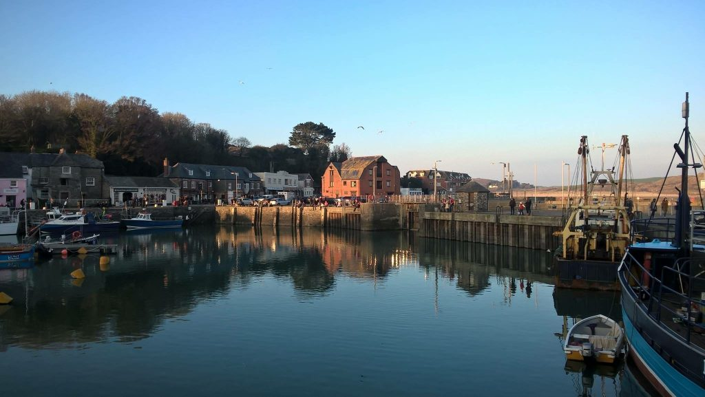 Padstow Harbour by Michelle Puttick