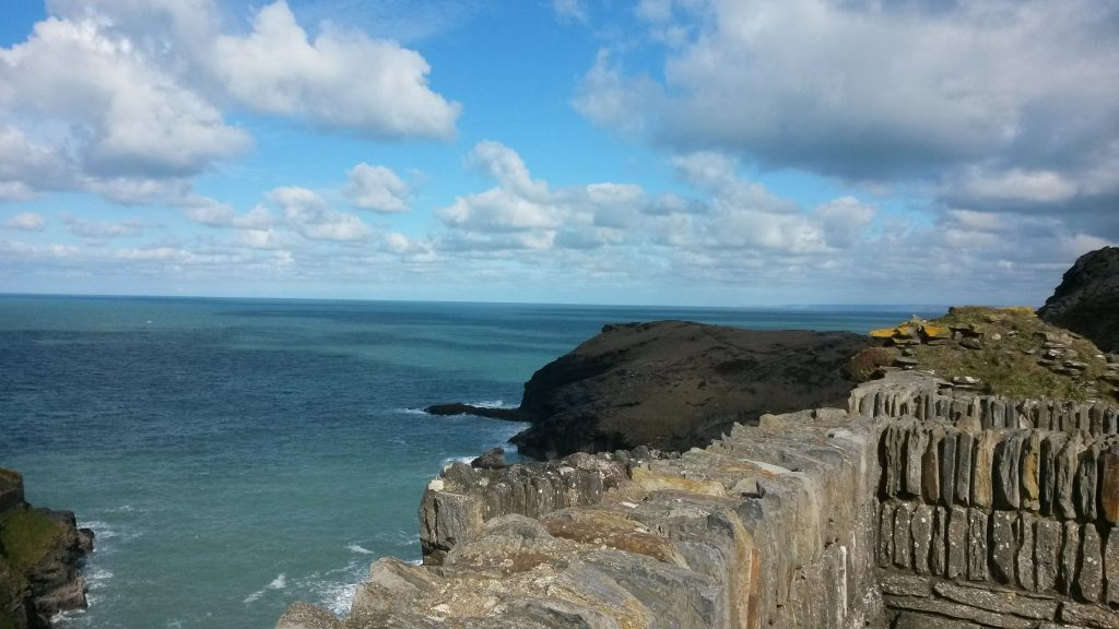 Tintagel by Claire Nutman