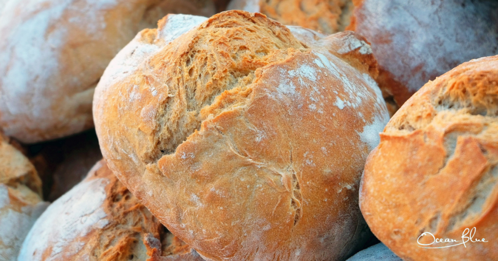 food festivals in Cornwall fresh bread