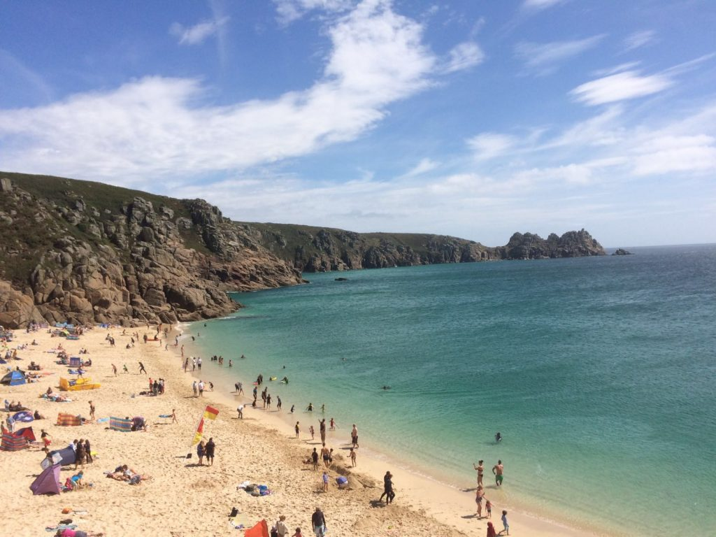 Porth Curnow by Shaun Gribble