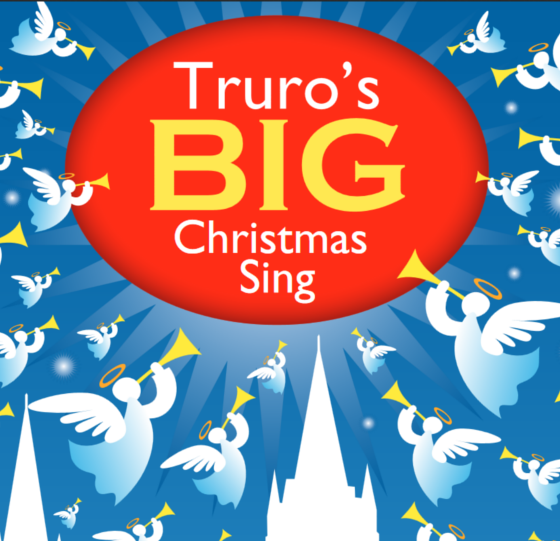 Truro Cathedral big sing