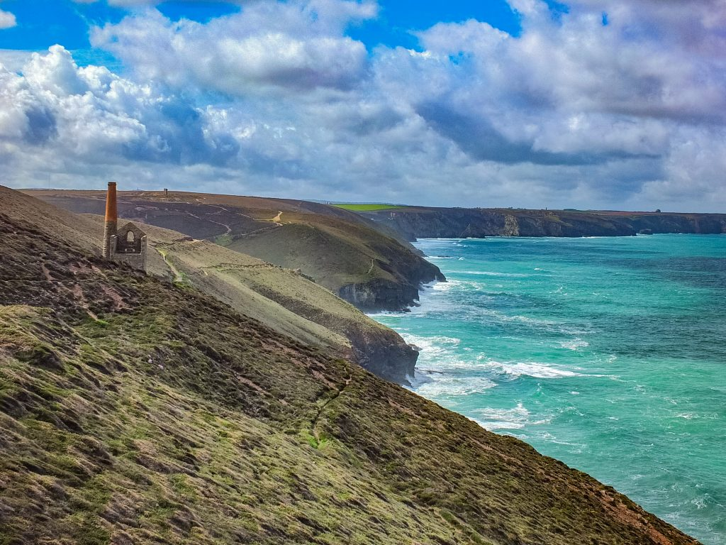 Chapel Porth by Norman Price