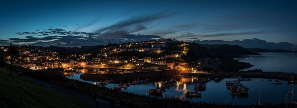 Mevagissey by Mark Jukes