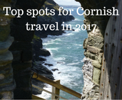 Top spots for Cornish travel in 2017