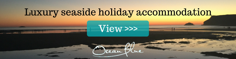 luxury seaside holiday accommodation Ocean Blue