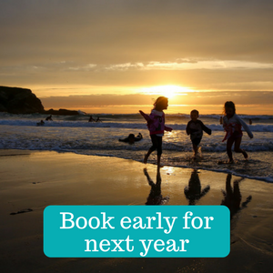early booking for holidays in Cornwall