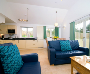 holiday cottage by the sea in Cornwall