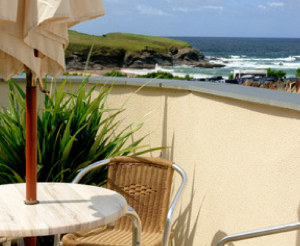 Foxcove apartment Cornwall