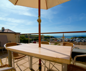 Porthcothan holiday home in Cornwall
