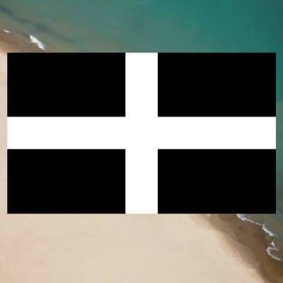 Ocean Blue what's on in Cornwall St Piran's Day