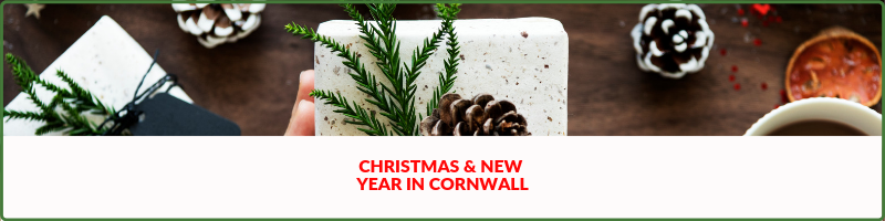Christmas and new year breaks in Cornwall