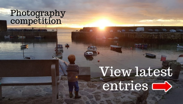 Ocean blue photography competition entries march 2019
