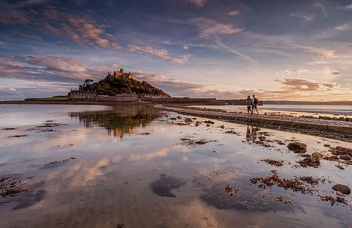 david swift st michael's mount