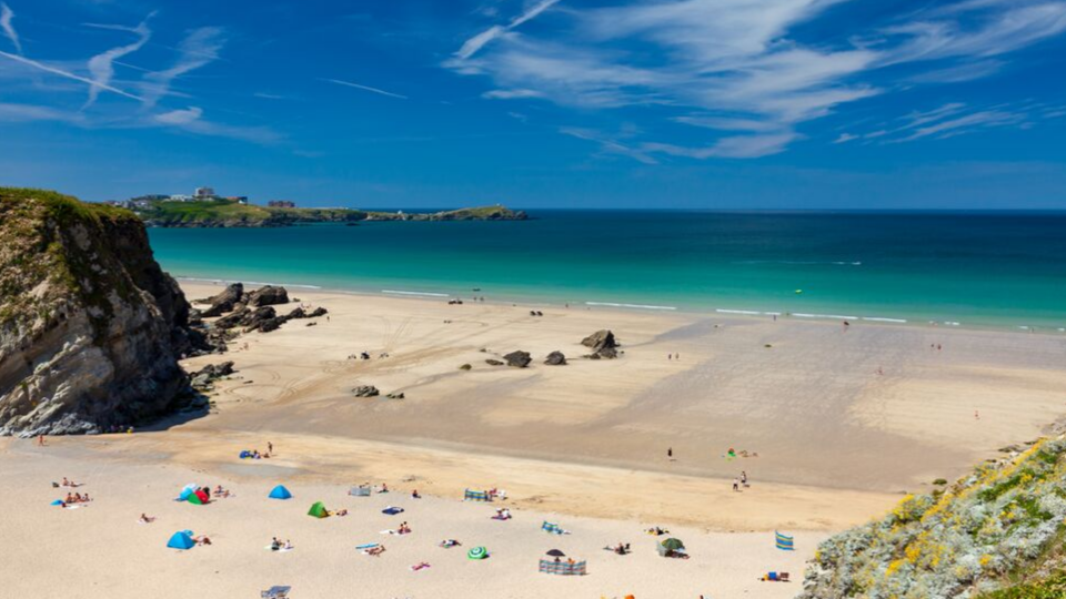 Summer in Cornwall book your holiday now