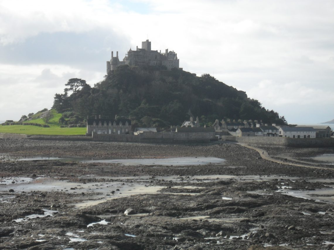 St Michael's Mount by Graham Taylor