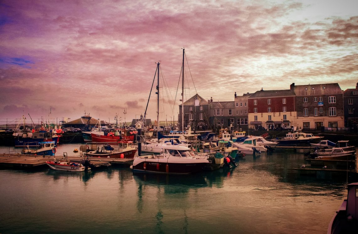 Padstow by Laura May Witney