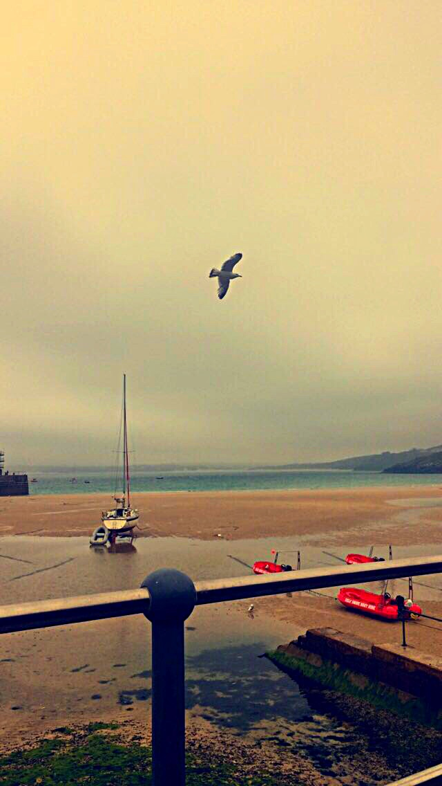 St Ives Bay by Amy Andrews