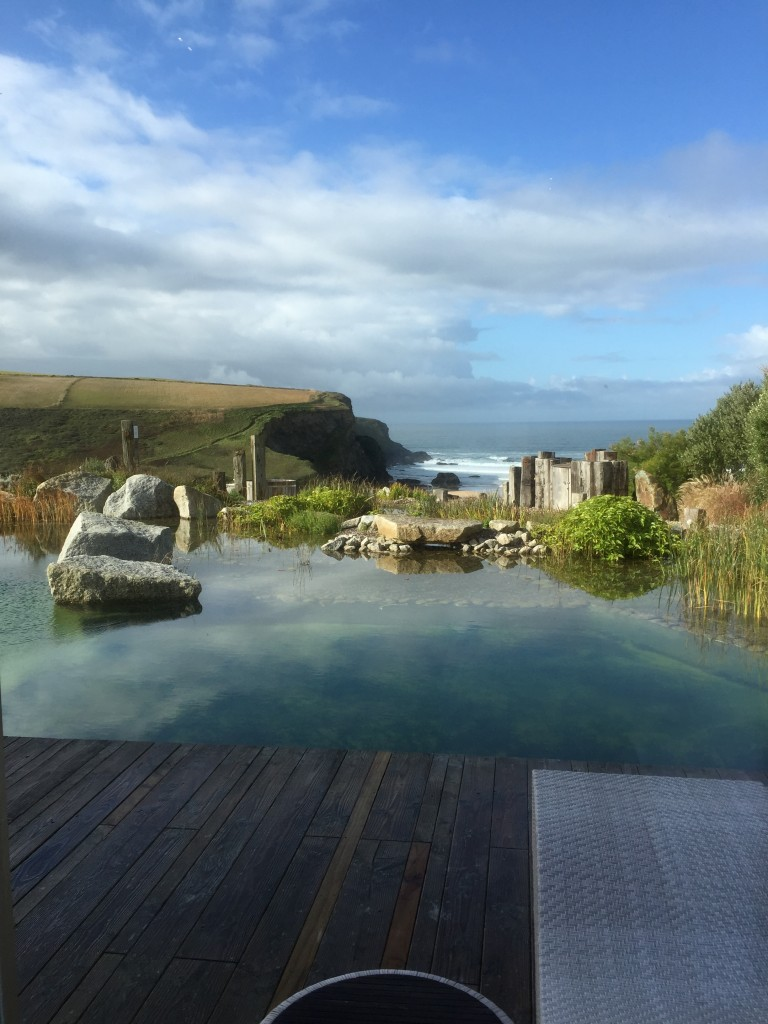 Mawgan Porth by Lauren